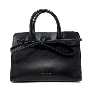 Mansur Gavriel Mini Sun Leather Crossbody Bag